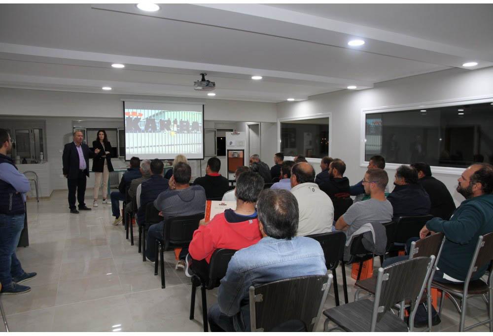 Επίσκεψη Kariba και τεχνικό σεμινάριο για το νέο καζανάκι Smartika 9.0